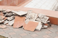 The Advantages of Dustless Tile Removal | North Texas