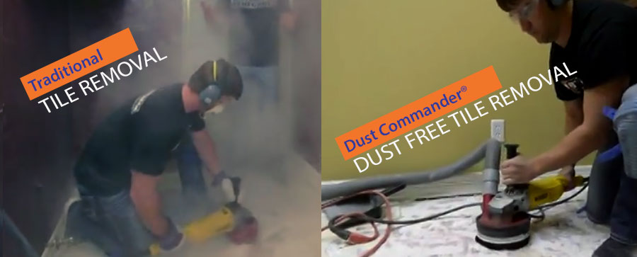 Dust Commander System